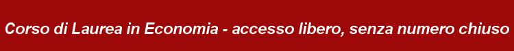 Accesso libero senza numero chiuso